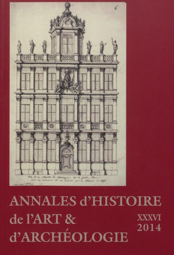Annales d'Histoire de l'Art et d'Archéologie