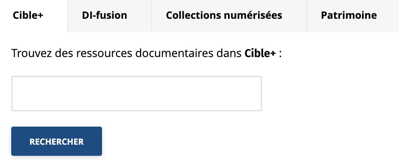 Cible+ accueil