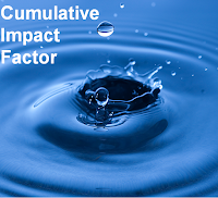 Cumulative impact factor