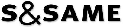 Logo du service S&SAME des bibliothèques