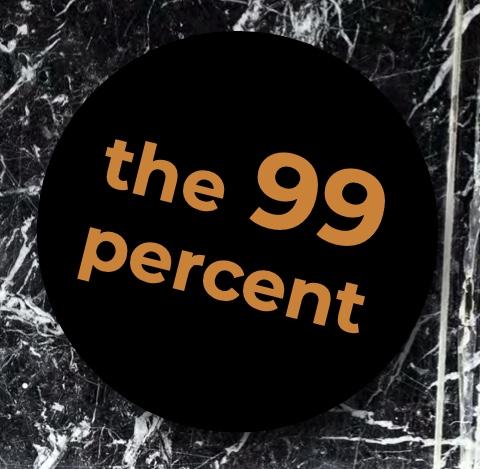 99 percent vignette