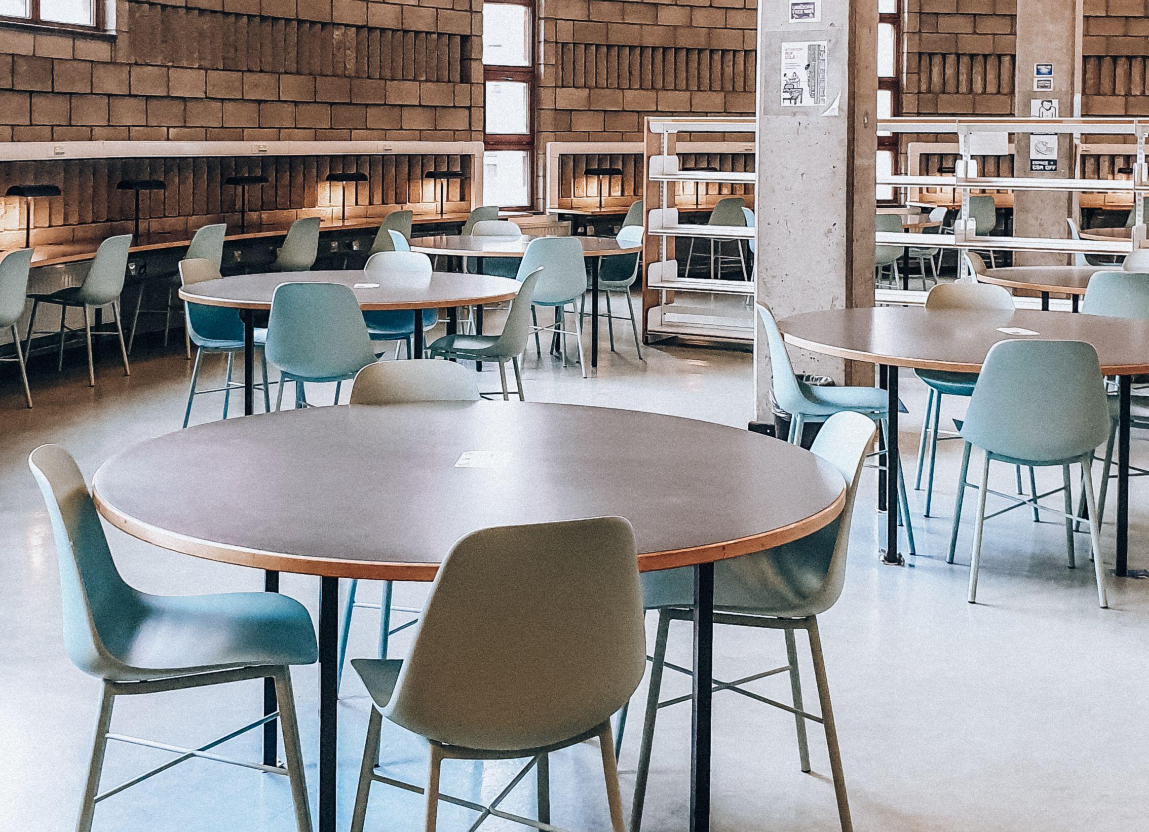 Réservation d'une place en bibliothèque