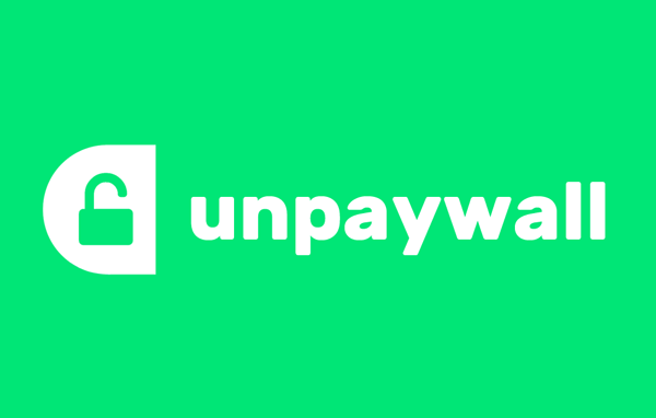 Unpaywall-logo